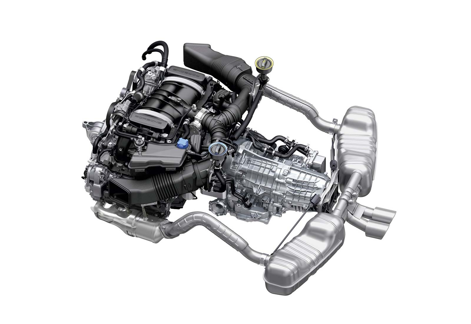 Cayman engine submited images